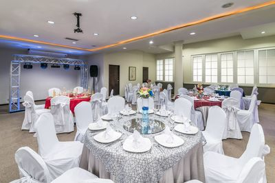 Hotel Casa Veranda event space